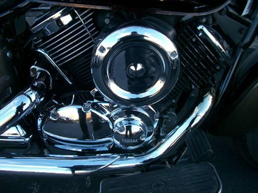 2003 Yamaha V Star 1100 Silverado Photo 4 of 17