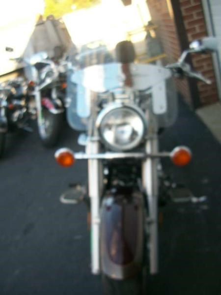 2003 Yamaha V Star 1100 Silverado Photo 11 of 17