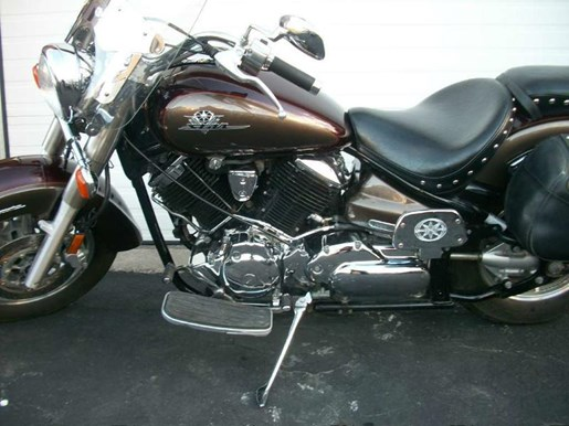 2003 Yamaha V Star 1100 Silverado Photo 12 of 17