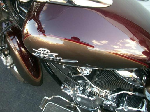 2003 Yamaha V Star 1100 Silverado Photo 17 of 17