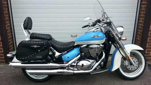 2009 Suzuki Boulevard C50T Photo 1 of 8