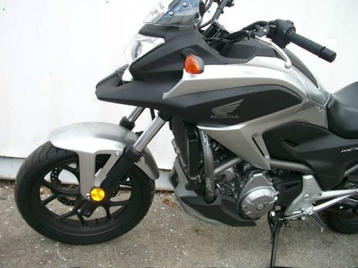 2012 Honda NC700® X Photo 7 of 8
