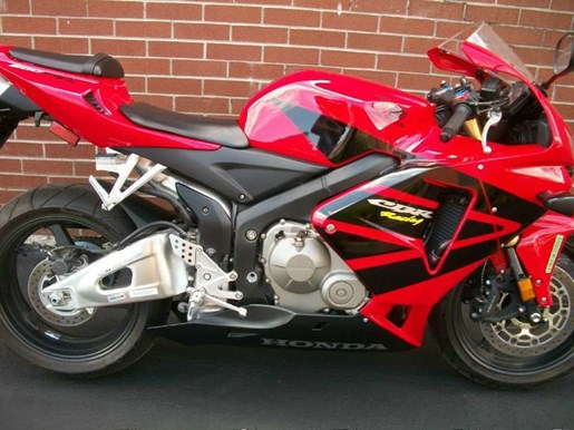 2006 Honda CBR®600RR Photo 2 of 26