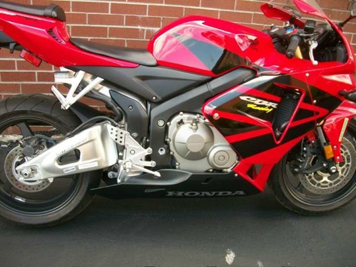 2006 Honda CBR®600RR Photo 4 of 26