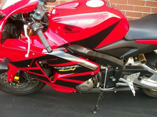 2006 Honda CBR®600RR Photo 17 of 26