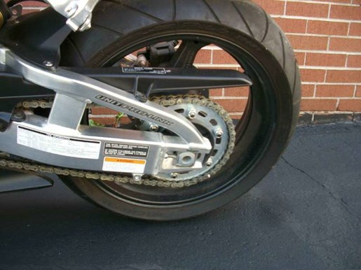 2006 Honda CBR®600RR Photo 20 of 26