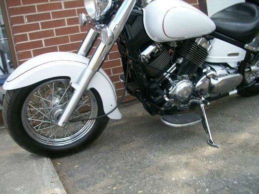 2006 Yamaha V Star® Classic Photo 8 of 12