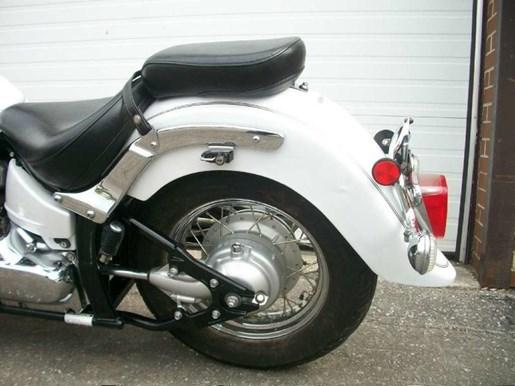 2009 Yamaha V-Star 650 Classic Photo 10 of 12