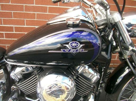 2003 Yamaha V Star Custom Photo 2 of 31