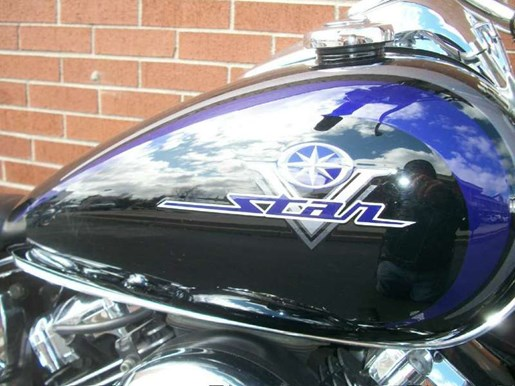 2003 Yamaha V Star Custom Photo 3 of 31