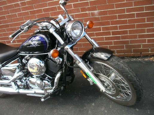 2003 Yamaha V Star Custom Photo 4 of 31