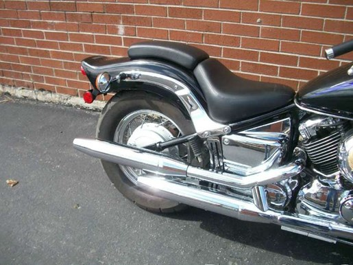 2003 Yamaha V Star Custom Photo 6 of 31
