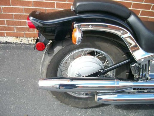 2003 Yamaha V Star Custom Photo 7 of 31