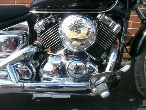 2003 Yamaha V Star Custom Photo 9 of 31
