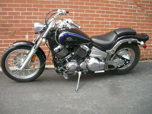 2003 Yamaha V Star Custom Photo 17 of 31