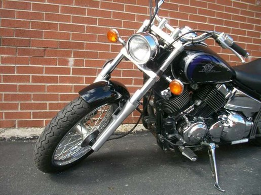 2003 Yamaha V Star Custom Photo 18 of 31