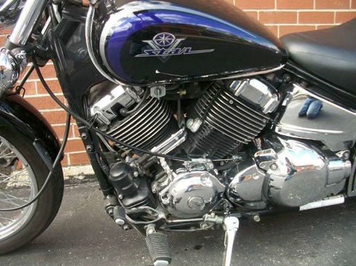 2003 Yamaha V Star Custom Photo 21 of 31