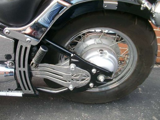 2003 Yamaha V Star Custom Photo 25 of 31