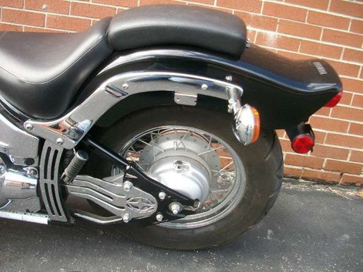 2003 Yamaha V Star Custom Photo 26 of 31