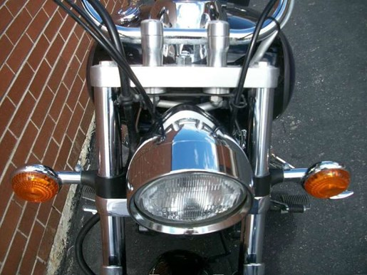 2003 Yamaha V Star Custom Photo 28 of 31