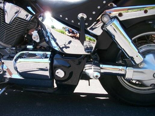2003 Honda VTX1300RS Photo 16 of 19