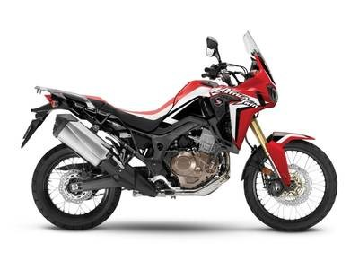 2017 Honda Africa Twin® DCT Photo 1 of 1