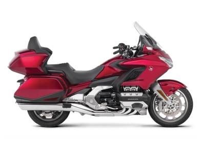 2018 Honda Gold Wing® Tour DCT Photo 1 of 1