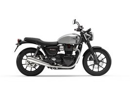 2018 Triumph Street Twin Aluminium Silver Photo 1 of 1