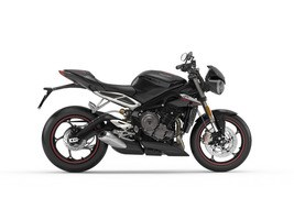 2018 Triumph Street Triple RS Phantom Black Photo 1 of 1