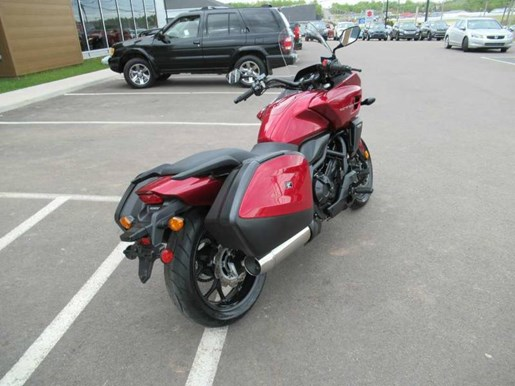 2014 Honda CTX®700T Photo 3 of 10