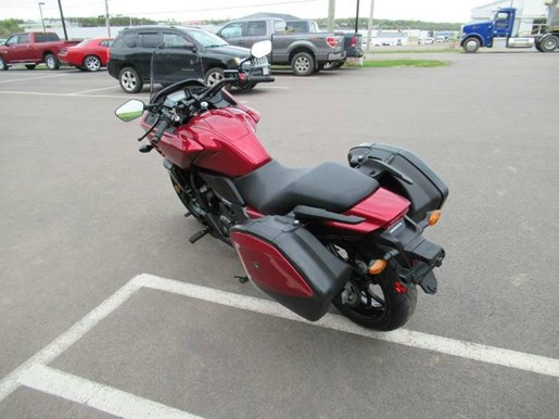 2014 Honda CTX®700T Photo 5 of 10
