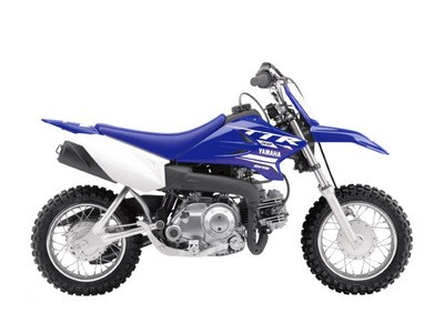 2018 Yamaha TT-R50E Photo 1 of 1