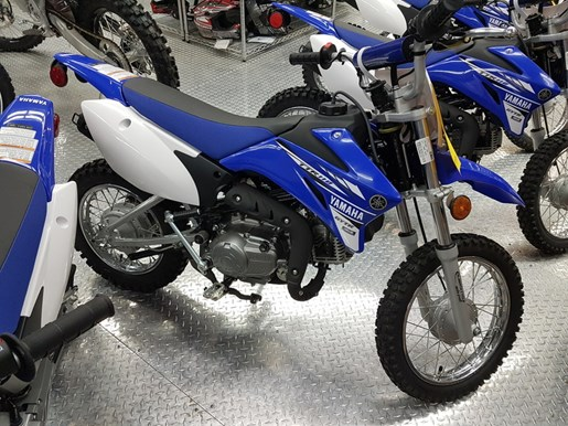 2017 Yamaha TT-R110E Photo 2 of 4