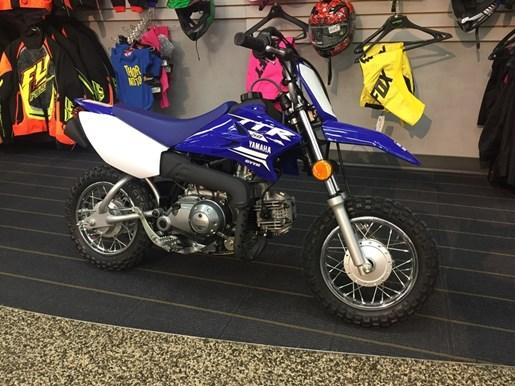 2018 Yamaha TT-R50E Photo 1 of 2