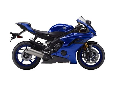 2018 Yamaha YZF-R6 ABS Photo 1 of 1