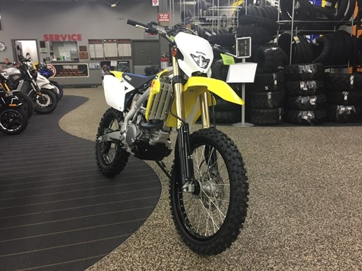 2018 Suzuki RMX450Z Photo 2 of 3