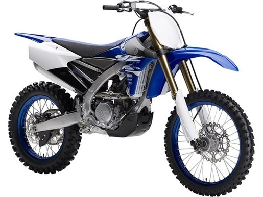 2018 Yamaha YZ250FX Photo 1 of 1