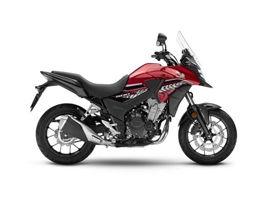 2018 Honda CB500X ABS Photo 1 of 1