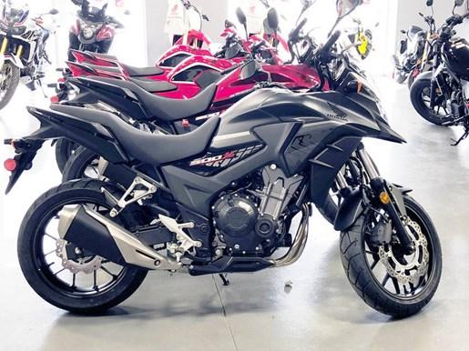 2018 Honda CB500X ABS Photo 1 of 5