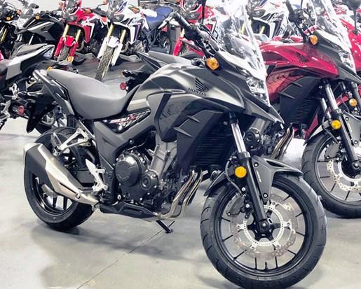 2018 Honda CB500X ABS Photo 2 of 5