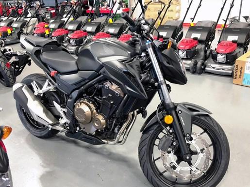 2018 Honda CB500F Photo 1 of 4