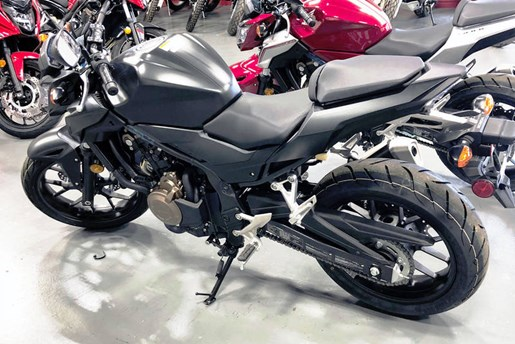 2018 Honda CB500F Photo 3 of 4