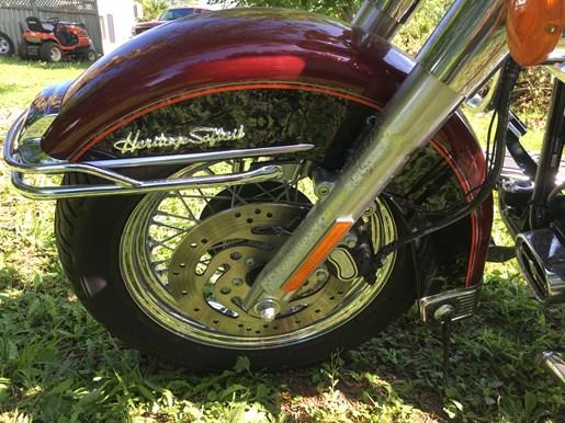 2002 Harley-Davidson Heritage Softail Photo 5 of 11