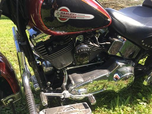 2002 Harley-Davidson Heritage Softail Photo 6 of 11