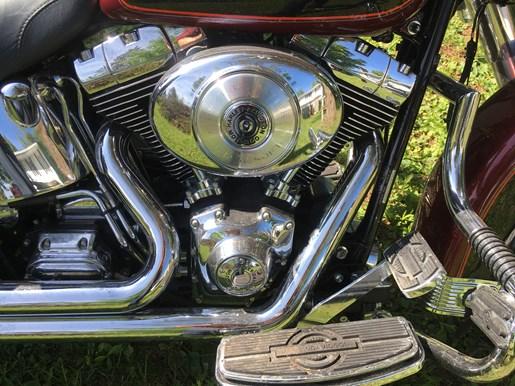 2002 Harley-Davidson Heritage Softail Photo 8 of 11