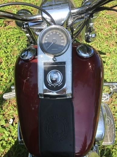 2002 Harley-Davidson Heritage Softail Photo 3 of 11