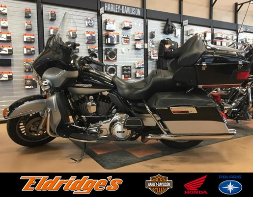 2012 Harley-Davidson FLHTK - Electra Glide® Ultra Limited Photo 1 of 2