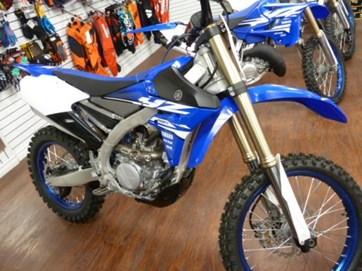 2018 Yamaha YZ250FX Photo 1 of 2