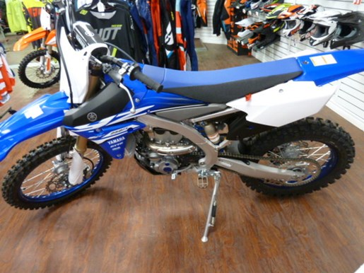 2018 Yamaha YZ250FX Photo 2 of 2