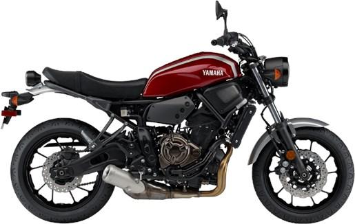 2018 Yamaha XSR700 Photo 1 of 8